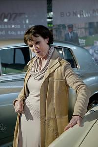 opening Bond in motion exposition,Madeline Smith,Beaulieu,Great Britain,Groot-Brittannië,Grande Bretagne,James Bond 007