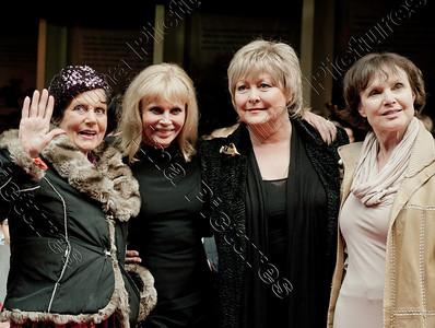 opening Bond in motion exposition,Eunice Gayson,Britt Eckland,Jenny Hanley,Madeline Smith,Beaulieu,Great Britain,Groot-Brittannië,Grande Bretagne,James Bond,007