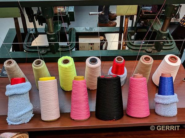 Textielmuseum en Textiellab