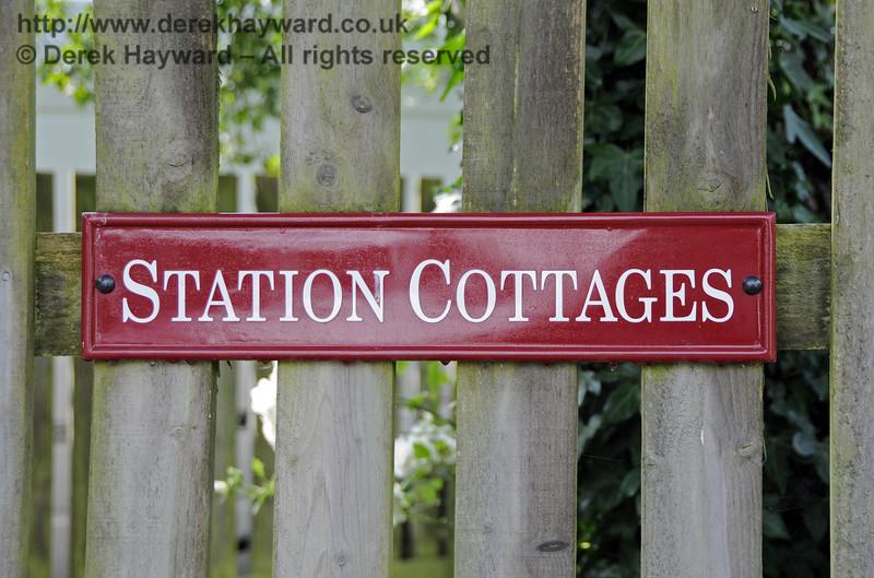 Barcombe Mills station. 28.07.2014 11364