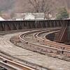 Train bridge to Cumberland - Ridgeley