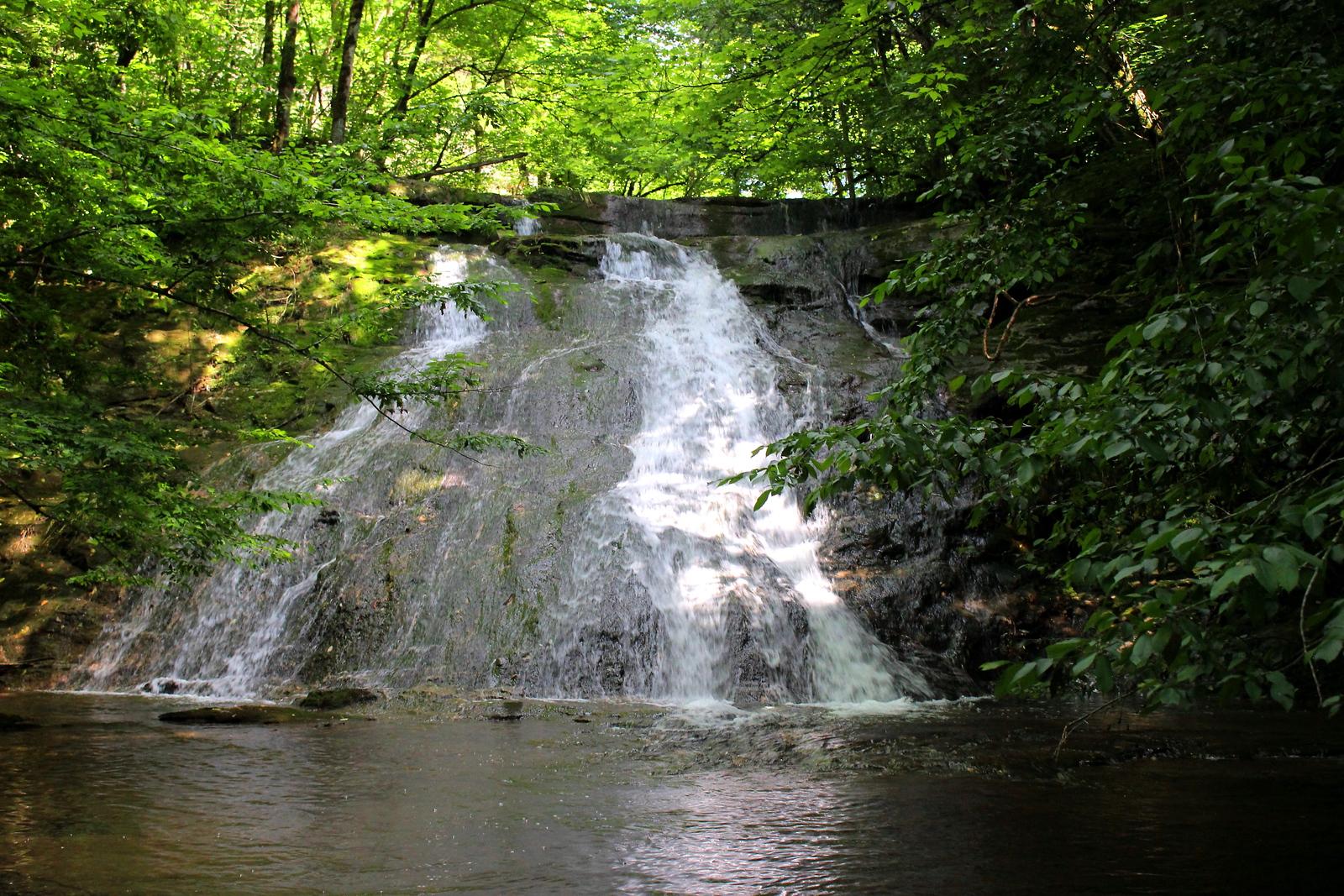 Upper Joe Mill Falls
