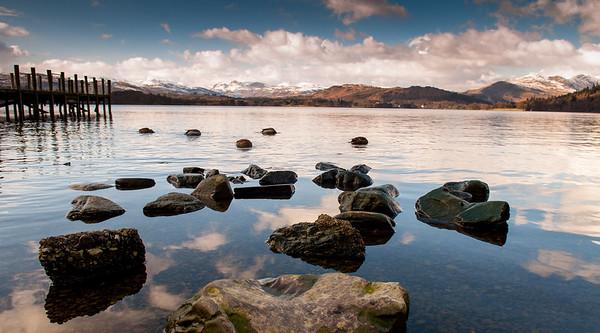 Windermere rocks