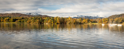 Autumn on Lake Windermere
