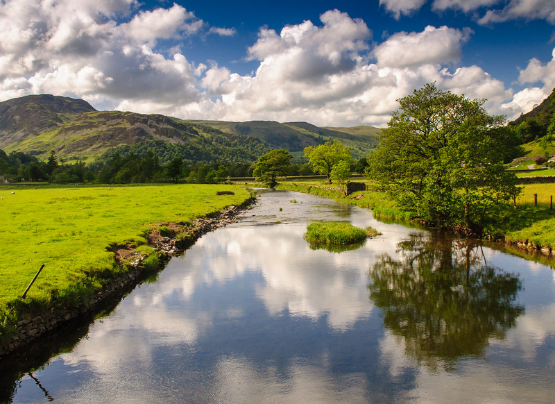 Goldrill Beck in the Lake District