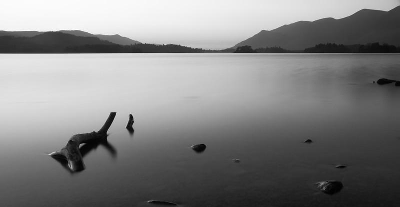 Calm on Derwent Water