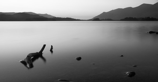 Calm on Derwent Water