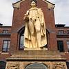 Major Francis Aglionby Statue