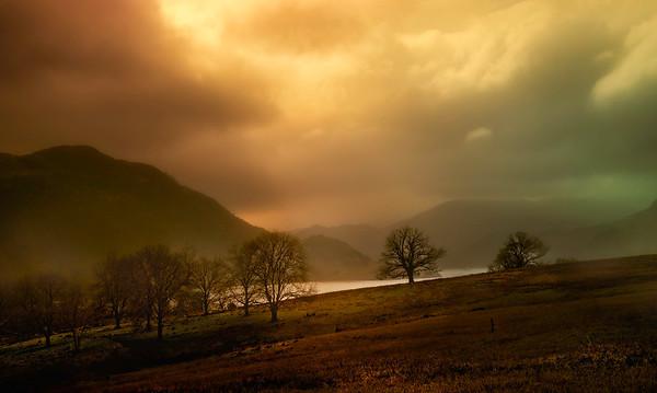 The Lake District. Cumbria.