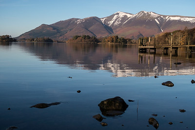 Derwentwater Lake district,cumbria