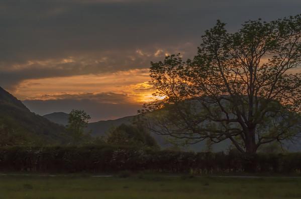 Buttermere Sunset