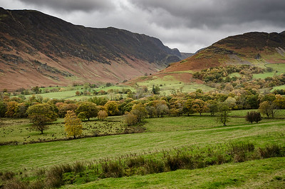 Naddle Valley.  Castlerigg,  Cumbria