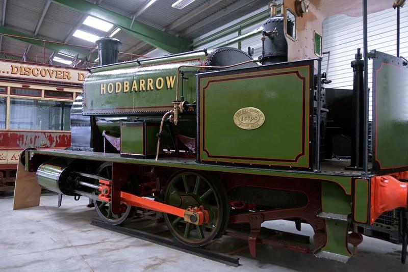 Hodbarrow, Statfold Barn Railway, 8 August 2015