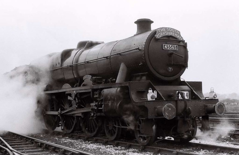 45565 Victoria, Kingmoor, 24 September 1966.