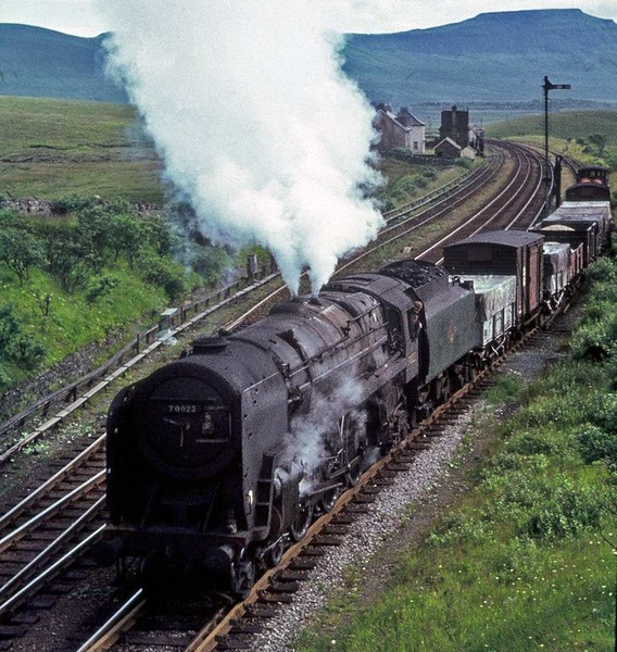 Ribblehead, June 1967(?) 4