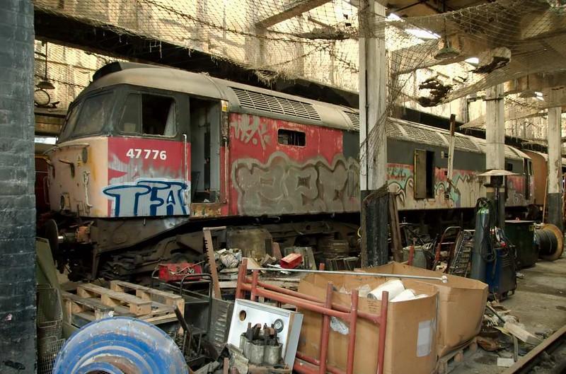 47776, Carnforth, 26 July 2008