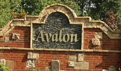 Avalon Cumming Georgia Homes