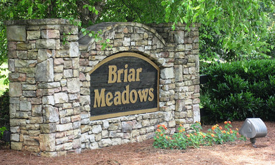 Briar Meadows In Cumming Georgia