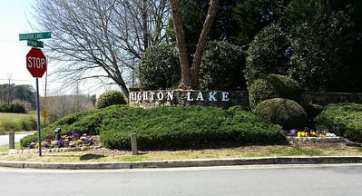 Brighton Lake Cumming GA (2)