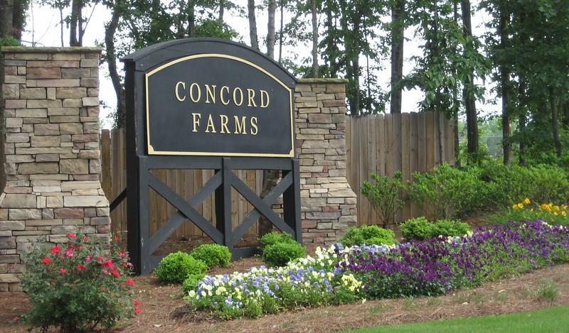 Concord Farms Georgia
