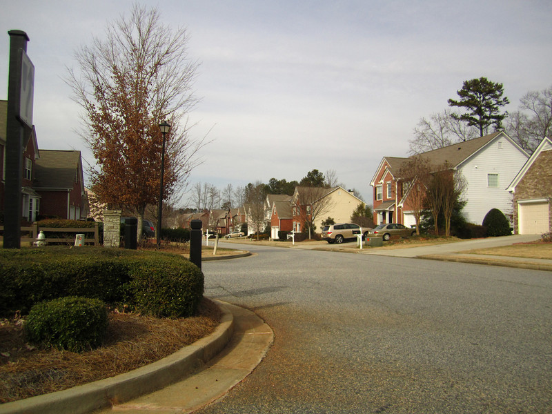 Coventry Cumming GA Neighborhood Of Homes 001