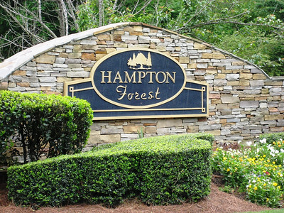 Hampton Forest-Cumming Georgia