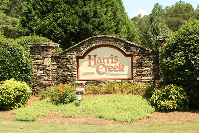 Harris Creek-Cumming GA