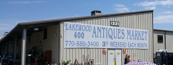 Lakewood 400 Antiques Market Cumming GA (5)