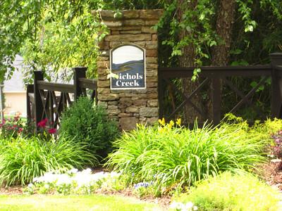 Nichols Creek Cumming GA Neighborhood Of Homes (9)
