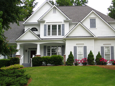 Nichols Creek Cumming GA Neighborhood Of Homes (3)