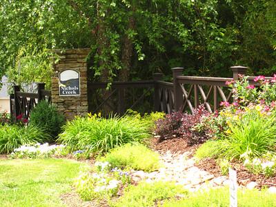 Nichols Creek Cumming GA Neighborhood Of Homes (8)