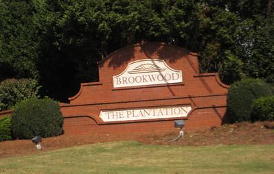 Brookwood The Plantation