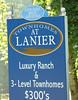 Townhomes At Lanier-Cumming GA