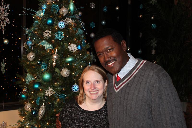 Cumulus Birmingham Christmas Party 2011