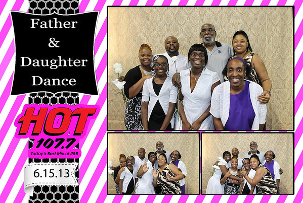 Hot 1077 Father Daughter Dance
