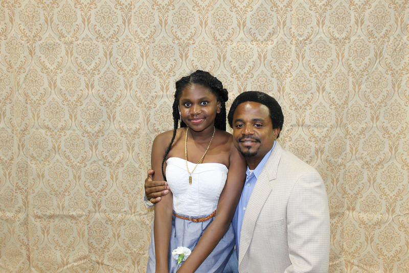 Hot 107.7's Father Daughter Dance 2013