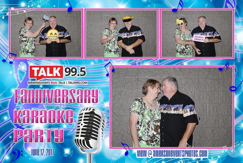 Talk 995 Fanniversary Party