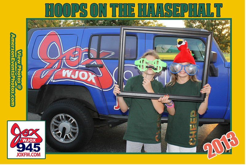 WJOX Hoops On The Haasephalt 2013