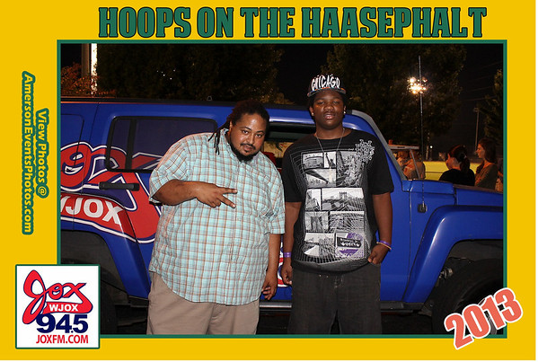 WJOX Hoops On The Haasephalt 13