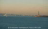 RCCl ship ... likely Explorer of the Seas, Backing into Bayonne in the early morning.