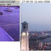 As it gets dark in Southampton, here are the 4:32 PM cams.