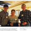 MENTIONED IN DISPATCHES !!<br /> Greg, GG and Bill appear on the Cunard FB page on this trip. CruiseCritic party - 1st sea day. 1/4/12