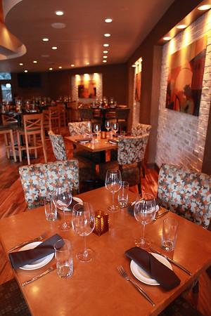 Cunningham Restaurant Photography