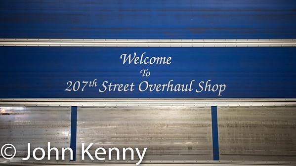 Cuomo 207th Street Shop 4/6/18