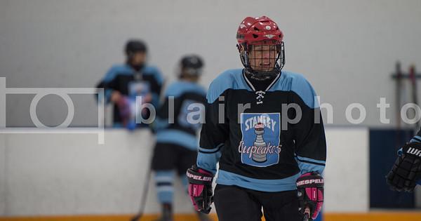 Cupcakes Hockey