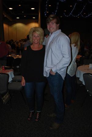 Marisha Mawby and Brady Arthur_