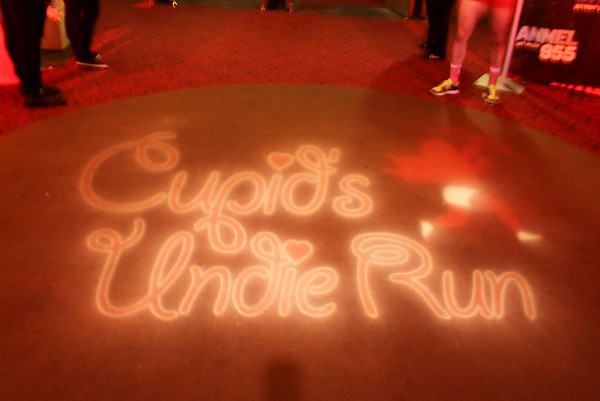 Cupid's Undie Run Detroit 2017