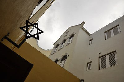Punda and the Synagogue