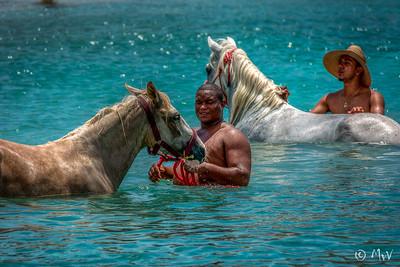 Chloè & Carmine visit Curaçao
