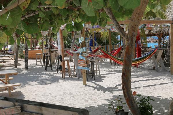 Curacao Beach Scene